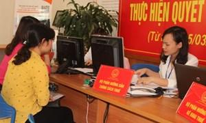 Hà Nội: Quản lý chặt việc nộp thuế của cá nhân kinh doanh