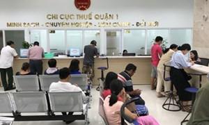 Thành phố Hồ Chí Minh bêu tên 1.206 doanh nghiệp nợ thuế mới
