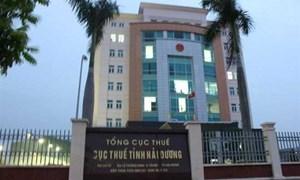 Cục Thuế Hải Dương trở thành đơn vị thứ hai thực hiện sáp nhập chi cục thuế