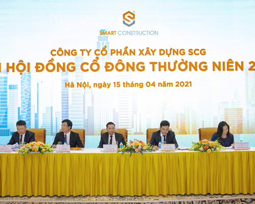 SCG đặt mục tiêu lợi nhuận tăng trưởng 178%, đẩy mạnh đầu tư bất động sản công nghiệp