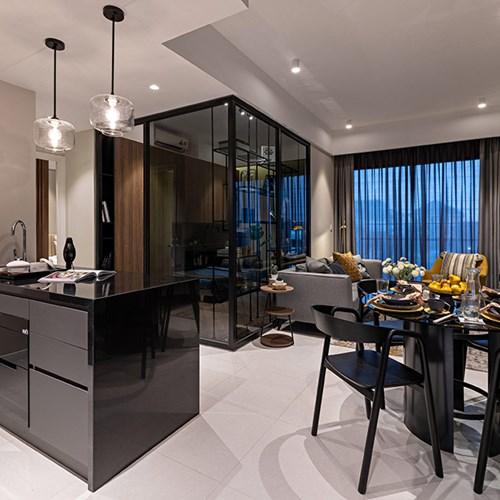 Hơn 1.000 khách hàng đến tham quan và trải nghiệm căn hộ mẫu Lavita Thuan An