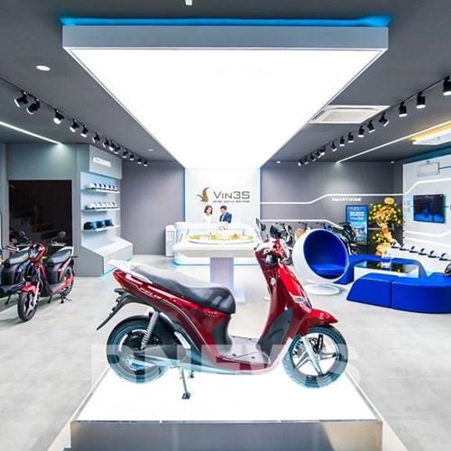 VinFast đồng loạt khai trương 35 showroom xe máy điện kết hợp trung tâm trải nghiệm Vin3S