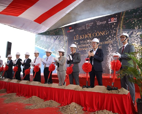 Bình Thuận sắp có tổ hợp đô thị nghỉ dưỡng và thể thao biển chuẩn quốc tế