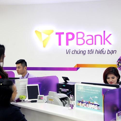 6 tháng đầu năm 2019, lợi nhuận trước thuế của TPBank  tăng 1,5 lần so với cùng kỳ