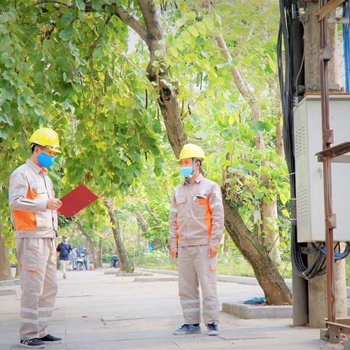 EVNNPC đảm bảo không để gián đoạn cung cấp điện trong các ngày lễ
