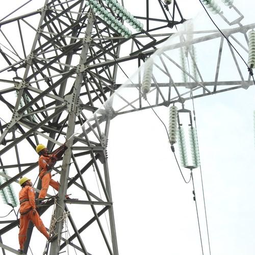 Quý I/2021, sản lượng điện thương phẩm của EVNNPC tăng 7,99% so với cùng kỳ năm 2020