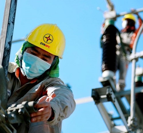 EVNNPC: Sản lượng điện thương phẩm 9 tháng đầu năm 2021 tăng 9,72 % so với cùng kỳ năm 2020