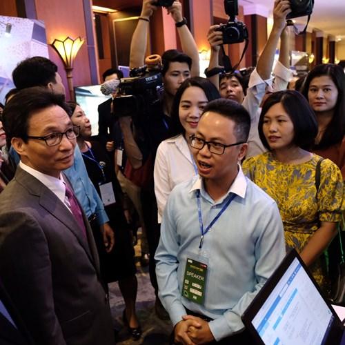 FSI tham gia Diễn đàn cấp cao công nghệ thông tin truyền thông Việt Nam 2019