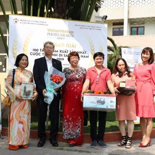 Canon đồng hành cùng Giải thưởng ảnh Di sản Việt Nam 2019