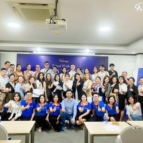 Lan tỏa các sản phẩm du lịch của Adavigo tại TP. Hồ Chí Minh