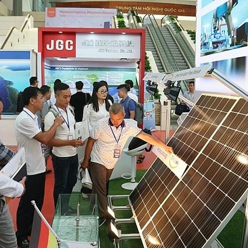 Kết nối doanh nghiệp đầu tư vào thị trường năng lượng tái tạo Việt Nam