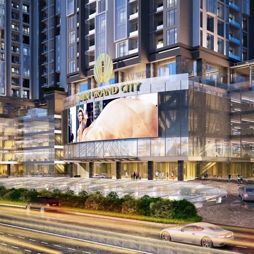 Sun Group khai trương trung tâm thương mại Sun Plaza Ancora tại Hà Nội