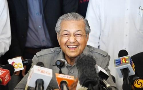 Tân Tổng thống già nhất thế giới sẽ giúp Malaysia phát triển hơn