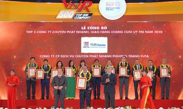 Phương Trang khẳng định vị thế dẫn đầu ngành vận tải logistic
