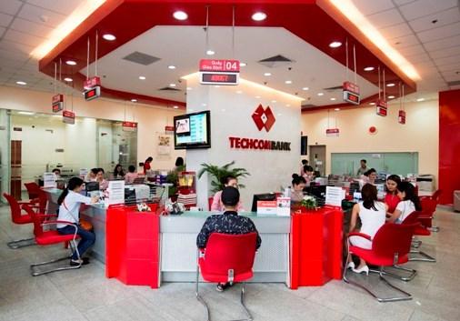 Techcombank đạt lợi nhuận trước thuế 12.800 tỷ đồng trong năm 2019
