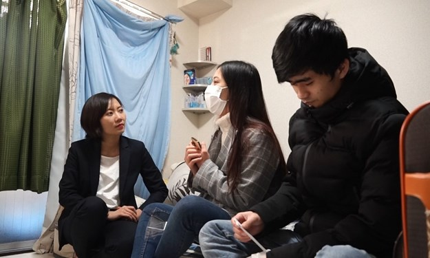 Eximbank cùng Dcom hỗ trợ người Việt Nam ở Nhật Bản bị ảnh hưởng bởi dịch bệnh Covid-19