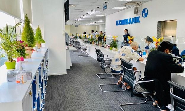 Eximbank công bố điều chỉnh lãi suất nhằm hỗ trợ doanh nghiệp vượt khó