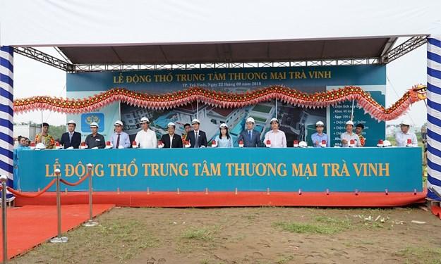 Địa ốc Hoàng Quân mở bán Khu phố Cát Tường tại Khu đô thị mới Trà Vinh