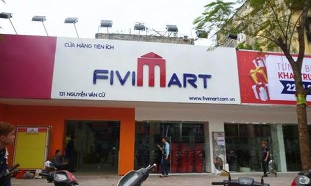 23 siêu thị Fivimart sẽ được đổi tên thành Vinmart