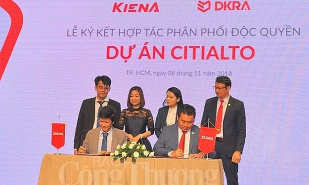 DKRA Việt Nam phân phối độc quyền dự án căn hộ CitiAlto