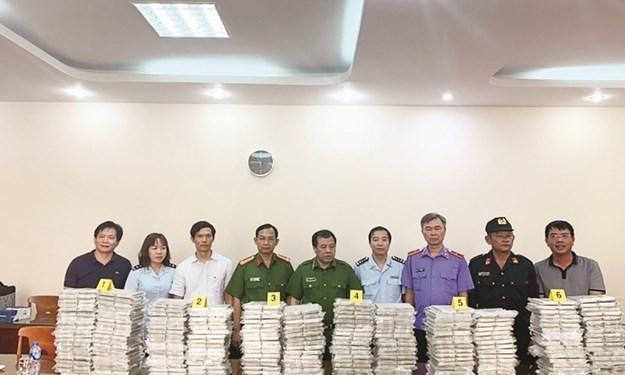 Ngành Hải quan với nỗ lực phòng, chống tội phạm ma túy