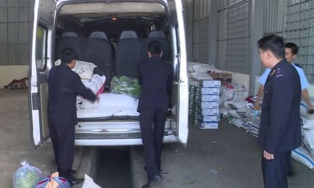 Cục Hải quan Quảng Trị: Cam go cuộc chiến trên trận tuyến ma túy