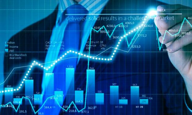 [Infographics] Bức tranh thị trường chứng khoán Việt Nam năm 2020