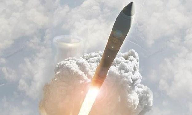 [Video] Cận cảnh tên lửa hạt nhân