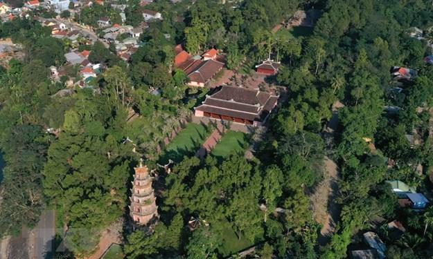 [Ảnh] Chiêm ngưỡng chùa Thiên Mụ - ngôi chùa cổ nhất ở xứ Huế