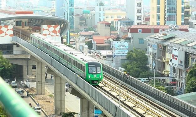 [Infographics] Những người được ưu tiên khi đi đường sắt đô thị Cát Linh-Hà Đông