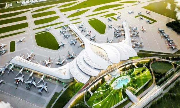 """Dịch Covid-19, lại """"bão giá"""" nguyên liệu, nhà đầu tư Sân bay Long Thành muốn được vay, trả bằng USD"""