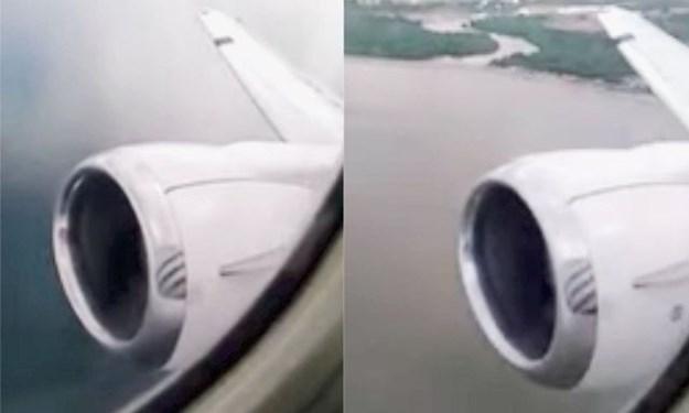 [Video] Lạ: Động cơ máy bay bốc khói vì chim lao trúng khi cất cánh