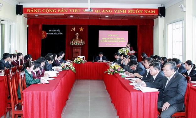 Kho bạc Nhà nước Lâm Đồng -  Những bước tiến vững chắc