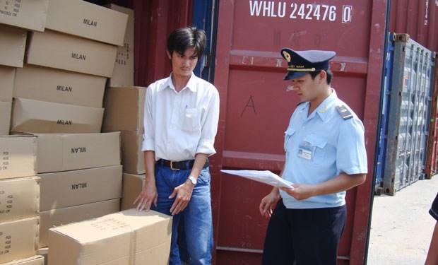 Tổng cục Hải quan hướng dẫn kiểm tra hàng hóa trong trường hợp dịch bệnh diễn biến phức tạp