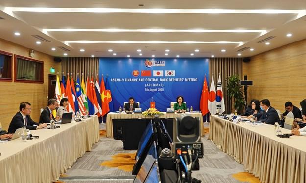 Xem xét những sáng kiến mới về hợp tác tài chính trong ASEAN+3