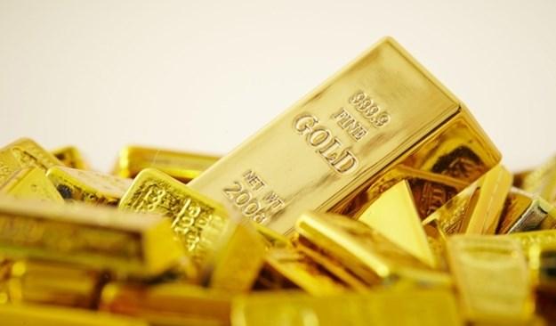 Giá vàng tăng mạnh, đạt đỉnh trong 6 năm qua