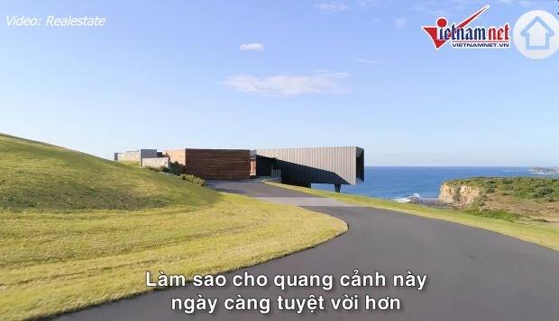 [Video] Ngôi nhà ven biển thiết kế đẹp như một bức tranh hoàn hảo