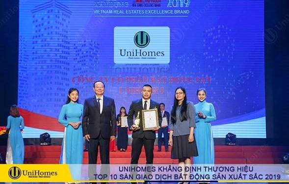 UniHomes - Chứng minh bản lĩnh, khẳng định thương hiệu