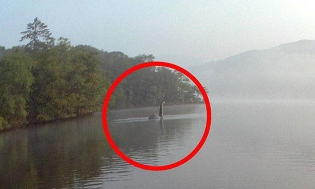 [Video] Sự thật gây bất ngờ về quái vật hồ Loch Ness