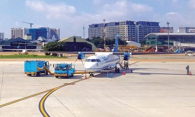 Nghiên cứu phương án quản lý tài sản kết cấu hạ tầng hàng không