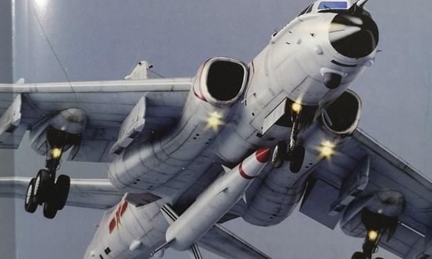 [Ảnh] Hé lộ sức mạnh oanh tạc cơ H-6N Trung Quốc sau khi nâng cấp