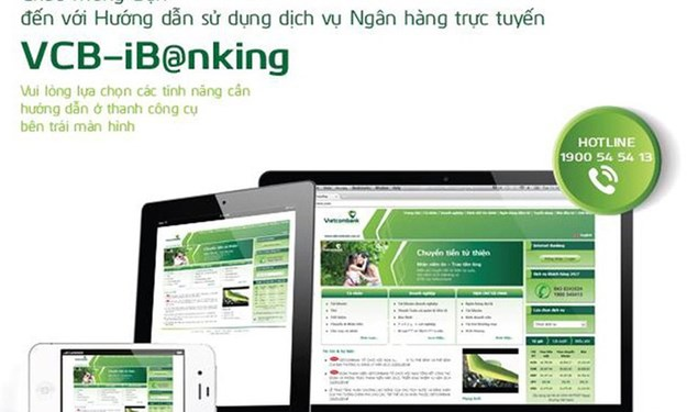 """Vietcombank triển khai """"Lướt Mobile B@nking – Rinh ngay quà du lịch"""""""