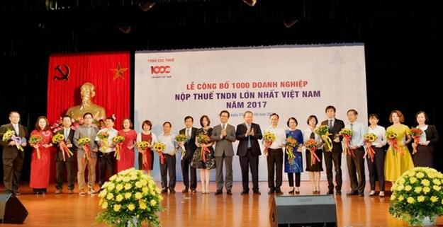 Vietcombank - Ngân hàng nộp thuế thu nhập doanh nghiệp lớn nhất năm 2017