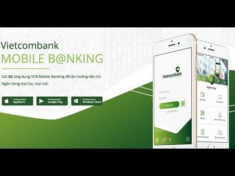 Vietcombank hỗ trợ khách hàng đăng ký chuyển đổi số điện thoại