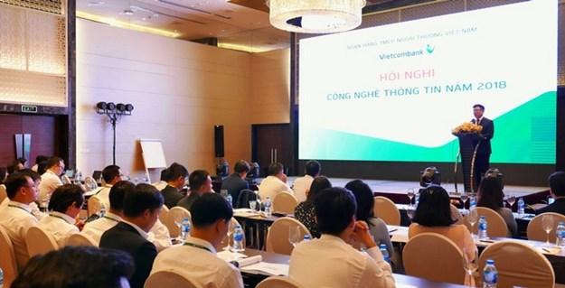 Vietcombank tổ chức hội nghị công nghệ thông tin 2018