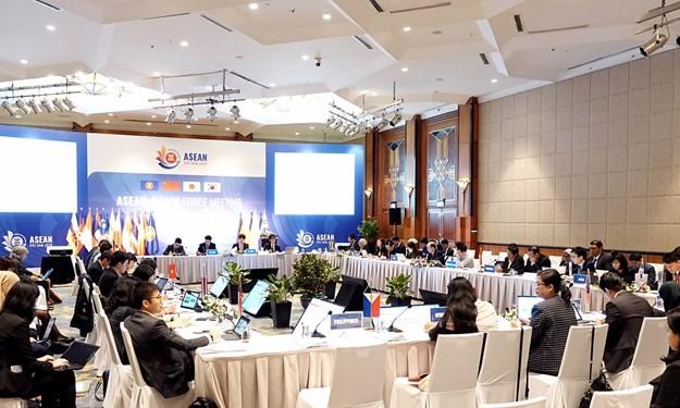 Hội nghị Nhóm công tác kênh hợp tác tài chính ASEAN+3