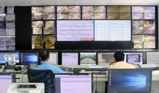 TP. Hồ Chí Minh ghi hình xử phạt vi phạm giao thông qua camera cố định