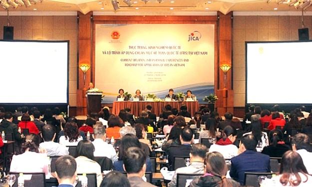 WB: Việt Nam cần ban hành một bộ chuẩn mực kế toán công