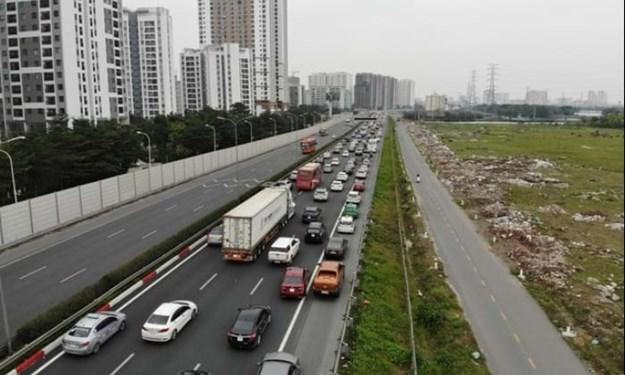 Lấy quỹ đất dọc cao tốc Pháp Vân để phát triển phía nam Thủ đô