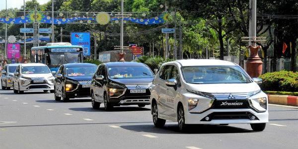 7 tháng đầu năm 2019: Ô tô nhập khẩu tăng trưởng mạnh